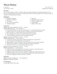 Food Inspector Cover Letter Examples Hr Cover Letters Page Template