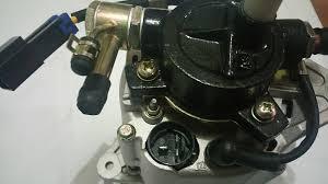 Alternator with Pump for Nissan Navara D22 Series engine TD27 2.7L ...