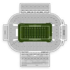 Sun Devil Stadium Seating Chart Map Seatgeek