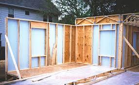 Framing An Exterior Wall Framing An Exterior Wall O Nongzico