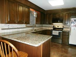 Colonial Gold Granite Kitchen Santa Cecilia Light Granite Charlotte Granite Colors