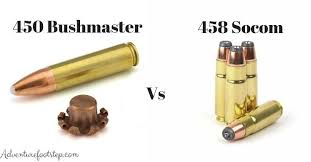 450 Bushmaster Vs 458 Socom Comprehensive Comparison