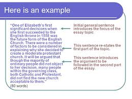writing level essays an initial guide key principles the key  6 here