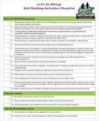 Building Checklist Templates 15 Free Word Pdf Format Download