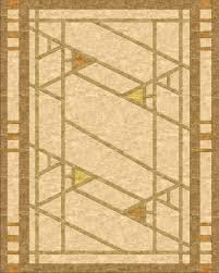 frank wright area rug images about prairie mission style rugs on custom and designs craftsman cus mission style rugs