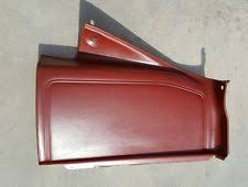 datsun 280zx interior nissan datsun 280zx coupe oem red rear tire panel trim finisher cover pass nice