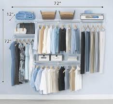 best closet systems for clothing organization