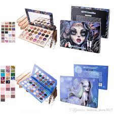 newest witch mermaid eyeshadow palette shimmer eye shadow palette waterproof long lasting sequins eyeshadow eyes cosmetics matte eyeshadow palette