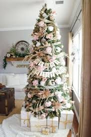 christmas trees decorated pink.  Trees Subtly Southern Tree And Christmas Trees Decorated Pink R