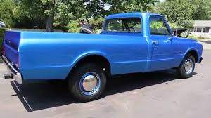 1971 Chevrolet C20 Pick Up For Sale~383 Stroker w/ 450hp~700R4 ...