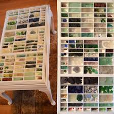 Great way to display your best seaglass finds!