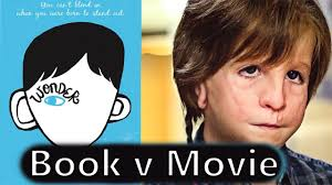 Book Vs Movie Venn Diagram Wonder Book Vs Movie