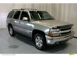 2000 Light Pewter Metallic Chevrolet Tahoe LT 4x4 #48456641 ...