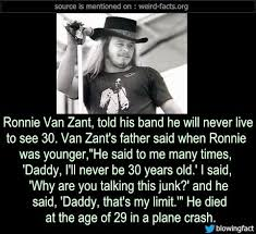 Ronnie Van Zant Quotes