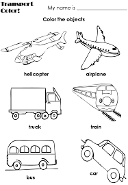 Small Picture Inspirational Transportation Coloring Pages 49 For Your Coloring