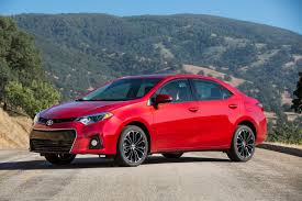 First Drive: The Almost 'All-New' 2014 Toyota Corolla