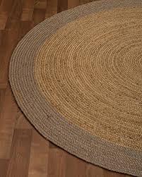 naturalarearugs natural fiber bogota jute round rug 8 8x8 round jute rug
