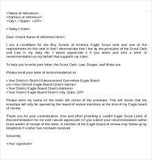 eagle scout letter of recommendation form 11 best eagle scout letters of recommendation images on pinterest