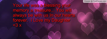 I Love My Daughter Fb Covers Quotes Classy I Love My Daughter Quotes For Facebook