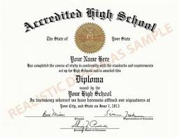 Fake High School Diploma Transcript Samples Realistic