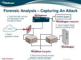 wired and wireless network forensics