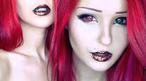 Голографические губы holographic lips makeup tutorial by anastasiya shpagina