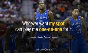 Kevin Durant Quotes Gorgeous TOP 48 QUOTES BY KEVIN DURANT Of 48 AZ Quotes