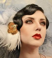 waves hairstyles retro for short hair beautiful flapper s esq makeup