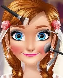 blon wedding prep wedding perfect makeup