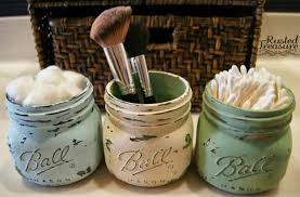 What To Put In Mason Jars For Decoration Mini Mason Jar Craft Ideas DIY Projects Craft Ideas How To's for 7