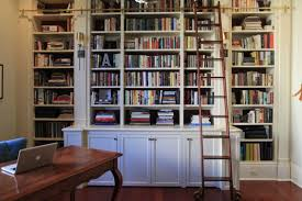 ... Prefab Built In Bookcases Premade Built In Bookcases Marvellous Bookcase  With Cabinet Base ...