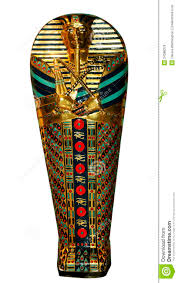 Egyptian Coffin Designs Egyptian Mummy Sarcophagus Stock Photo Image Of King 24386278