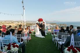 Dana Point Wedding At Chart House Restaurant In Orange