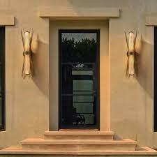 outdoor wall lighting ideas. Contemporary Wall Lighting Outdoor Ideas