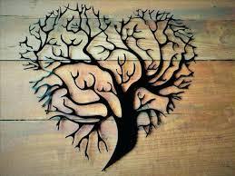 kohls metal tree wall art tree of life metal wall art decor sculpture x metal tree