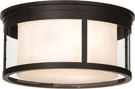 meyda tiffany 153386 cilindro campbell oil rubbed bronze flush mount with the brilliant oil rubbed bronze maxim 11240saoi symphony 2 light