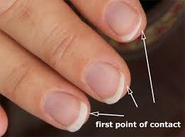 guitar player fingernails
