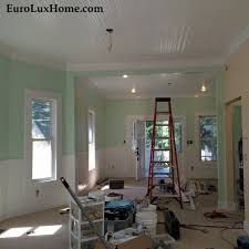 Mint Green Living Room Vintage Life Paint The Walls Letters From Eurolux