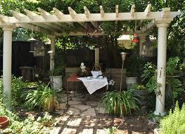 Small Picture 25 Peaceful Small Garden Landscape Design Ideas Pergolas