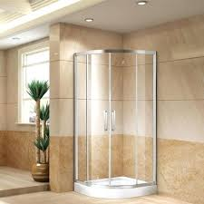 quadrant shower doors enclosure room toughen tempered glass sliding bathroom roman door roller