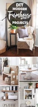 farmhouse furniture style. Modern Farmhouse Style Projects Furniture I