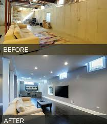basement renovation ideas. Basement Renovations Before And After Photos Nice Ideas With Beneficial For Home Remodeling Renovation O
