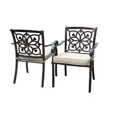 black metal outdoor furniture. Simple Outdoor Lowes Chairs Outdoor Menards Patio Furniture Black Metal Chair  With Flower Carved Backrest For H