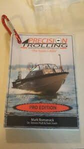 Details About Precision Trolling Trollers Bible Pro Edition