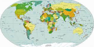 political world map and worlds  roundtripticketme