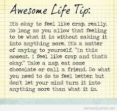 Awesome Quotes About Life Cool Awesome Life Tips Quote Uploaded By Quotes Sayings