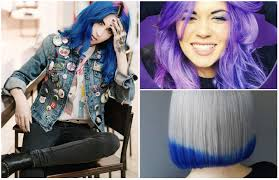Manic Panic Hair Colour Chart These Will Be Biggest Hair Color Trends Of 2018 According