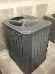 trane 4 ton ac unit. Modren Unit Used Trane Straight Cool Condenser Unit 4 Ton With Ac