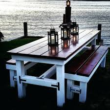 large outdoor tables beautiful wooden large outdoor table matching by large round outdoor tables