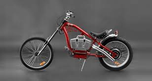 g bike products chopper a stylish electric bicycle for